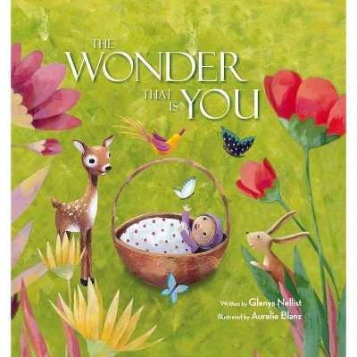 Wonder That is You by Glenys Nellist (Board Book)