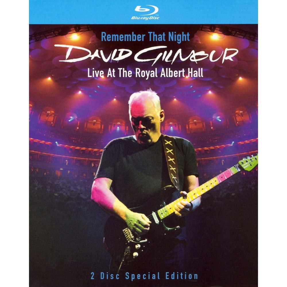 Remember That Night:Live From The Roy (Blu-ray)