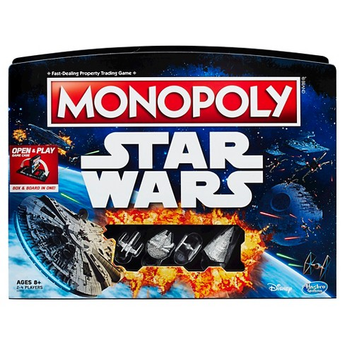 Monopoly Star Wars Board Game - image 1 of 13