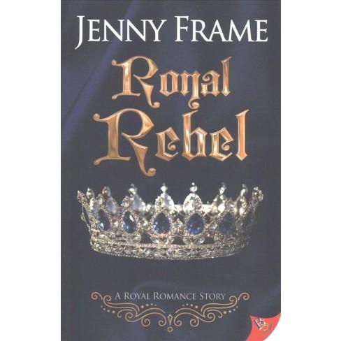 Royal Rebel Paperback Jenny Frame Target