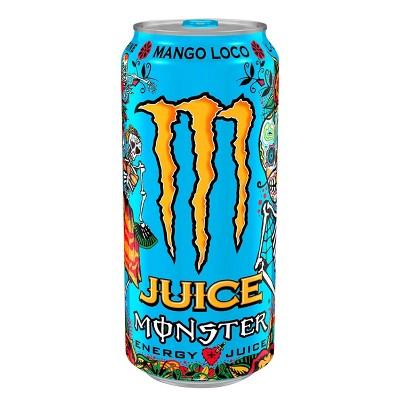 Energy & Sports Drinks: Juice Monster