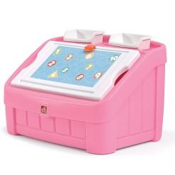 Step2 2 n 1 Toy Box - Pink