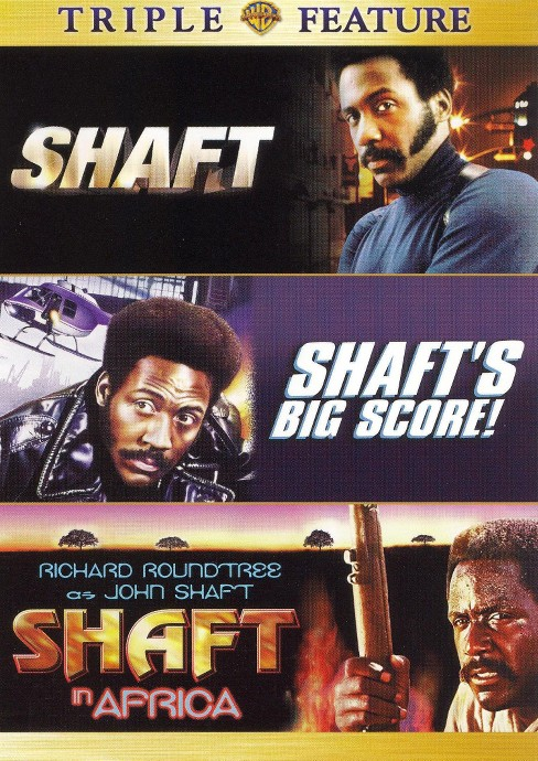 Shaft/Shaft's big score/Shaft in afri (DVD) - image 1 of 1