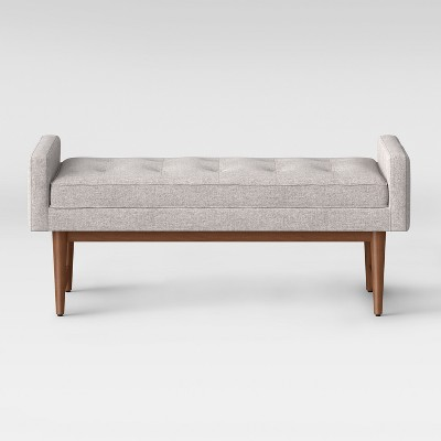 Verken Settee Bench Gray - Project 62™