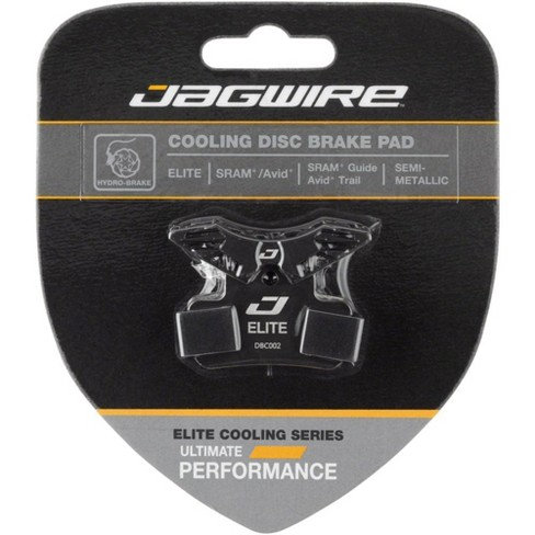 New Jagwire Mountain Sport Semi-Metallic Disc Brake Pads for SRAM Guide RSC RS R