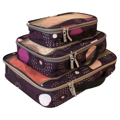 American Flyer Fireworks 3pc Set Perfect Packing System - Purple - image 1 of 1