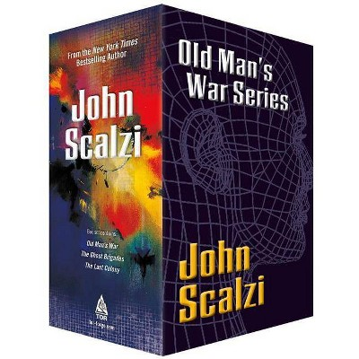 Old Man's War Boxed Set I - by  John Scalzi (Hardcover)