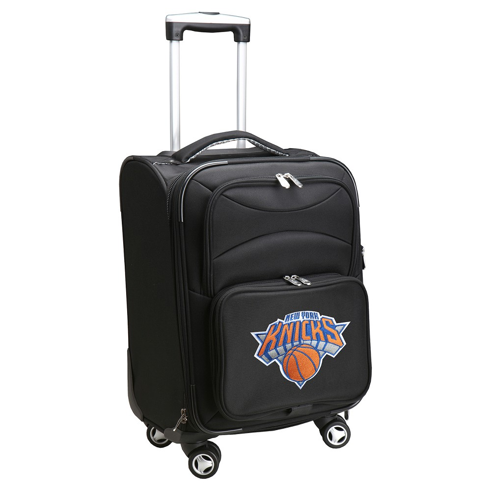 NBA New York Knicks Mojo Spinner Carry On Suitcase