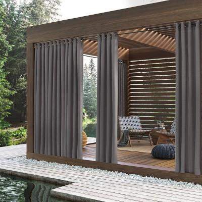 Rodham UV Protectant Indoor/Outdoor Curtain Panel Sun Zero