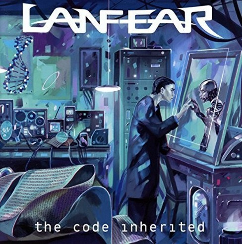 Lanfear - Code Inherited (CD) - image 1 of 1