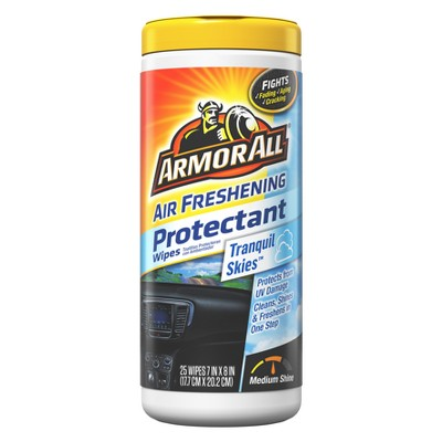 Automotive Protector Armor All Wipes - Tranquil Skies