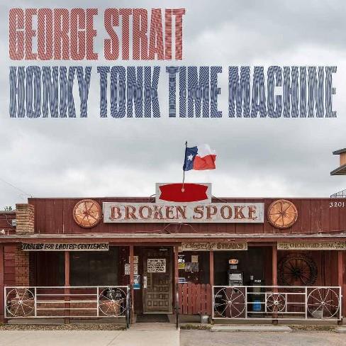 George Strait - Honky Tonk Time Machine (CD) - image 1 of 1