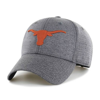 NCAA Texas Longhorns Men's Caution Mesh Structured Snapback Hat