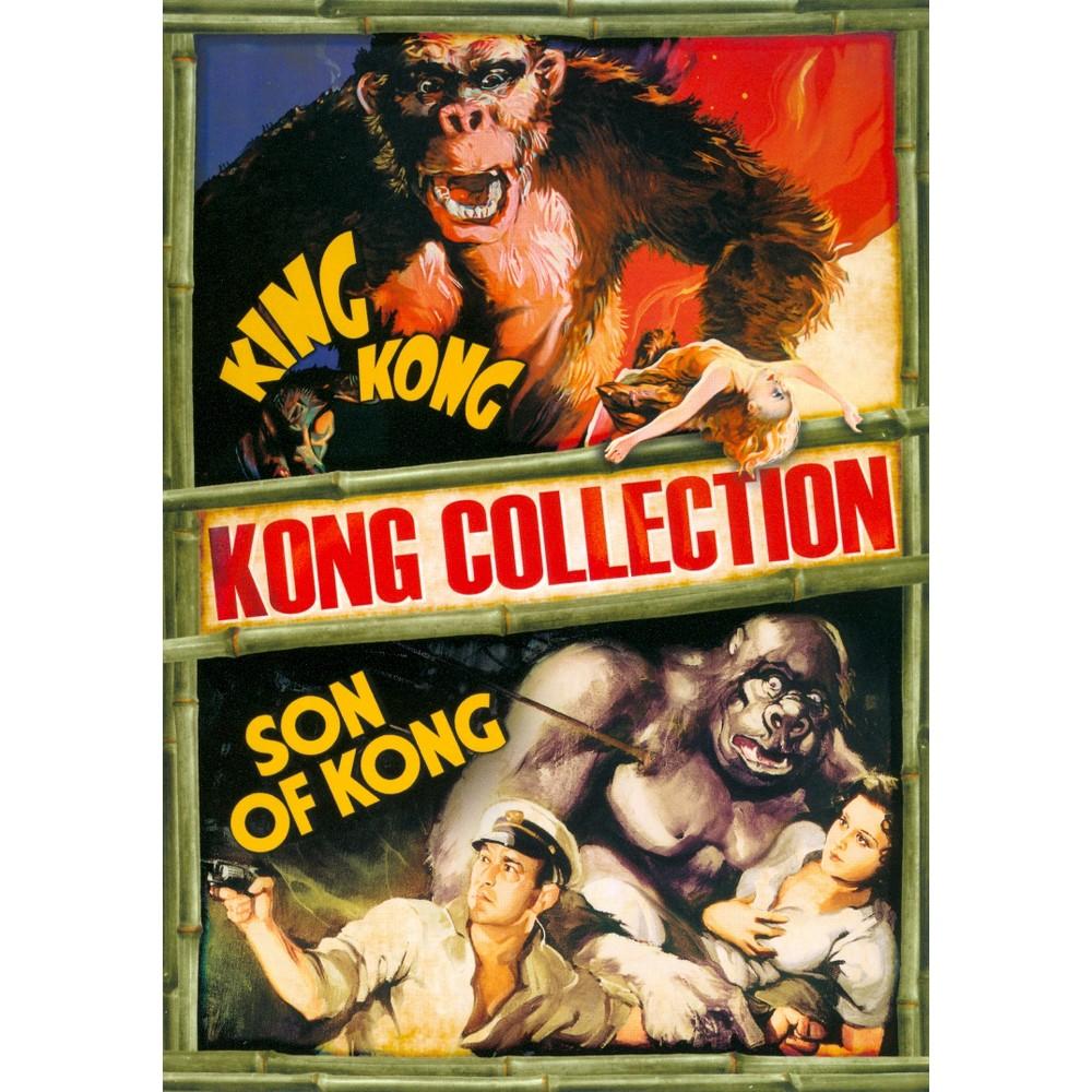 King Kong/Son Of Kong (Dvd)