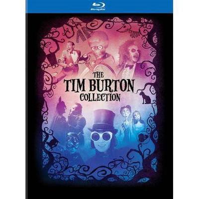 The Tim Burton Collection (Blu-ray)(2012)