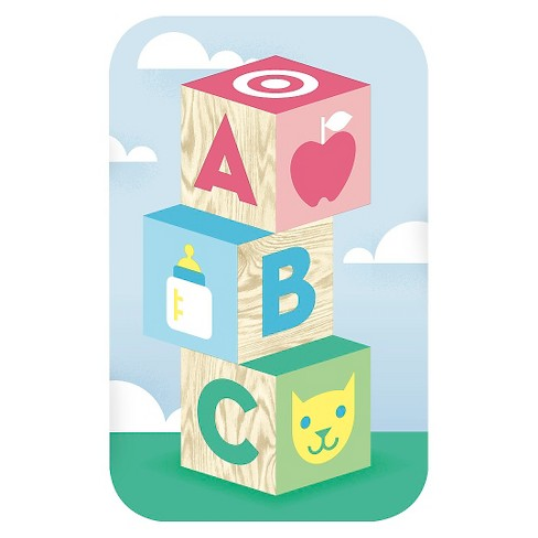ABC Blocks Gift Card - image 1 of 1
