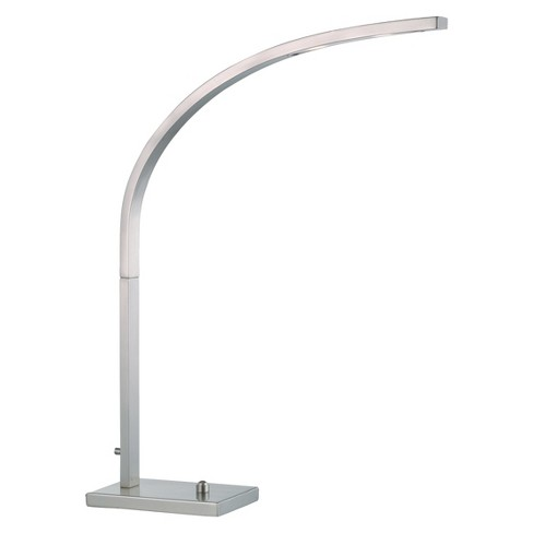 Adesso Sonic LED Desk Lamp - Silver - image 1 of 1