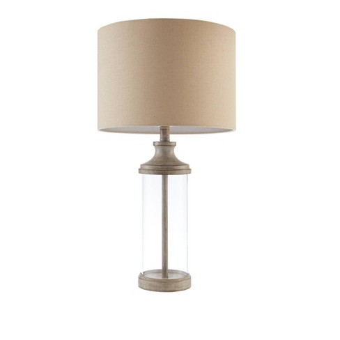 Brevard Table Lamp Clear (Lamp Only) - image 1 of 4