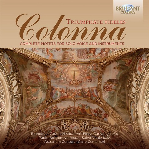 Astrarium consort - Colonna:Triumphate fideles (CD) - image 1 of 1