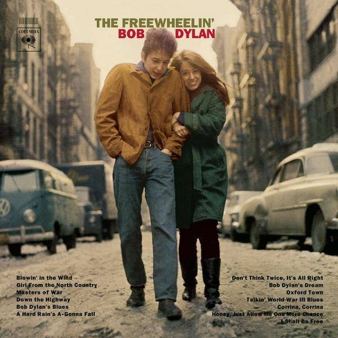 Bob Dylan - Freewheelin' Bob Dylan (Remastered) (Remaster) (CD) - image 1 of 3