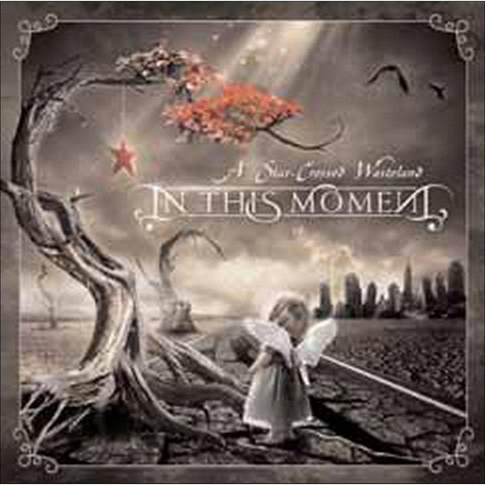 In this moment - Star crossed wasteland (CD)