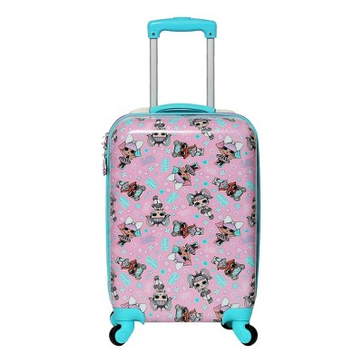 "L.O.L. Surprise! Hairgoals 22"" Hardside Kids' Carry On Suitcase"