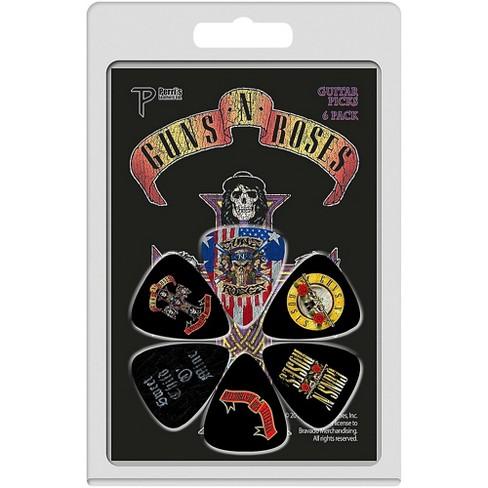 Perri's Guns N Roses Guitar Pick 6-Pack .71 mm 6 Pack - image 1 of 1