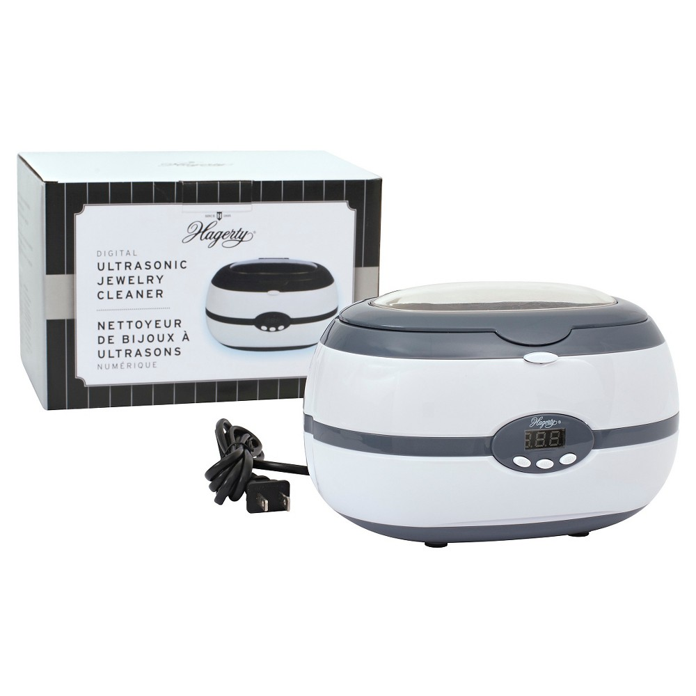 Image of Hagerty Digital Ultrasonic Jewelry Cleaning Machine
