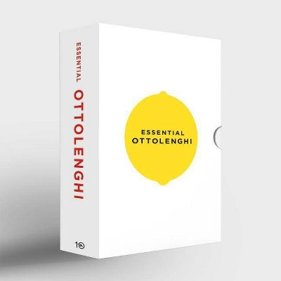 Essential Ottolenghi [Special Edition, Two-Book Boxed Set] - by  Yotam Ottolenghi (Mixed Media Product)