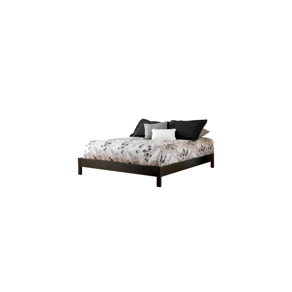 Murray Platform Full Bed - Fashion Bed Group, Black