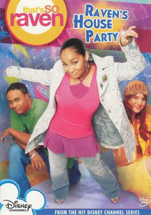 That's So Raven:Raven's House Party (DVD) - image 1 of 1