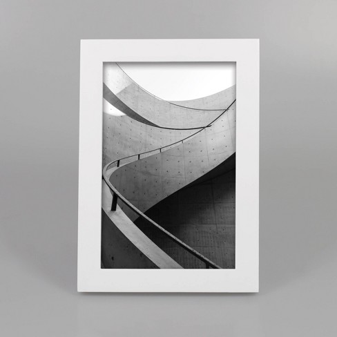 Thin Single Picture Frame White - Made By Design™ - image 1 of 4