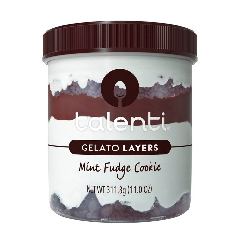 Talenti Layer Mint Chocolate Fudge Ice Cream - 16oz - image 1 of 4
