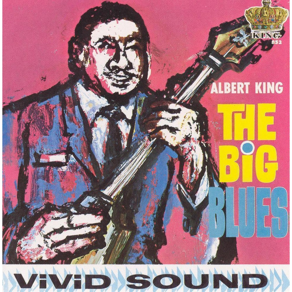 Albert King - Big Blues (CD)