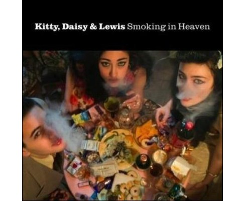 Daisy & Lewis Kitty - Smoking In Heaven (CD) - image 1 of 1