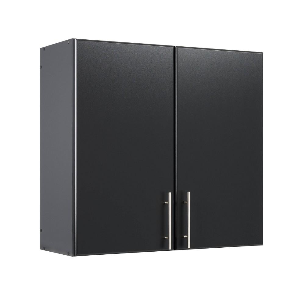 32 Elite Wall Cabinet Black - Prepac