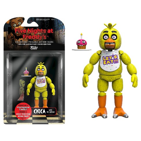 Five Night's at Freddy's - Chica Action Figure - image 1 of 1