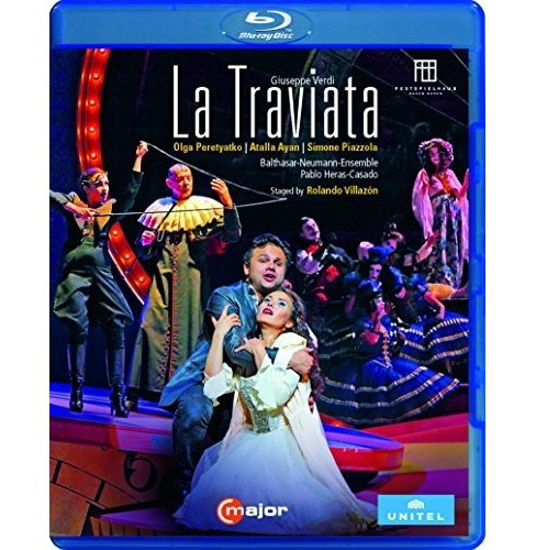 Verdi:La Traviata (Blu-ray) - image 1 of 1