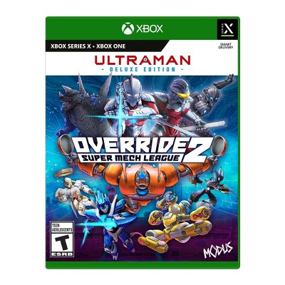 Override 2: Super Mech League Ultraman Deluxe Edition - Xbox Series X/Xbox One
