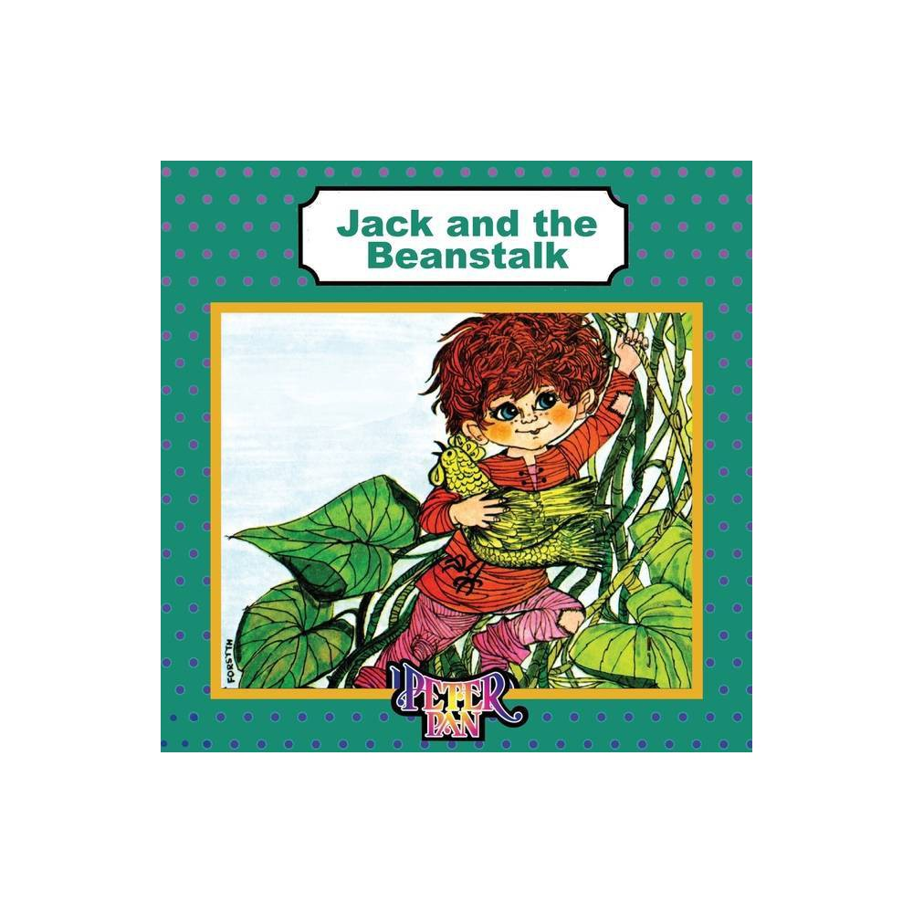 Jack And The Beanstalk By Joseph Jacobs Paperback