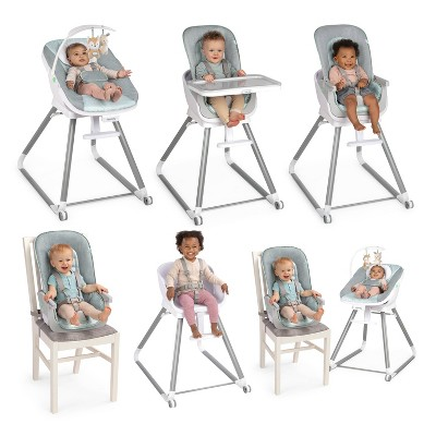 Ingenuity Beanstalk 6-in-1 High Chair - Ray