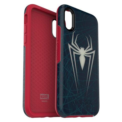 5915ca30b78108 OtterBox Apple IPhone X XS Marvel Symmetry Case - Spider-Man   Target