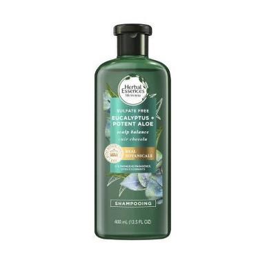 Herbal Essences bio:renew Aloe + Eucalyptus Sulfate Free Shampoo Scalp Balance - 13.5 fl oz