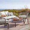 Risley 4pc Patio Conversation Set - Project 62™ - image 2 of 4