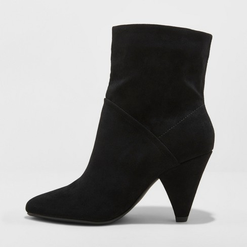 e3683fb7fbdb Women s Kalyssa Fashion Slouch Boots - A New Day™   Target