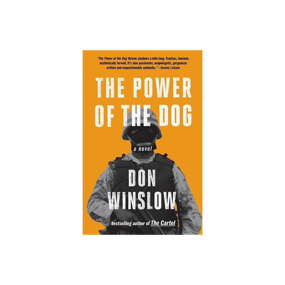 The Power Of The Dog By Don Winslow Paperback