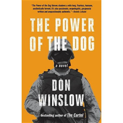The Power of the Dog - by  Don Winslow (Paperback) - image 1 of 1