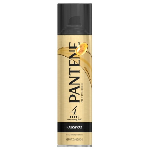 Pantene Extra Strong Hold Level 4 Hold Hairspray - 11oz - image 1 of 2