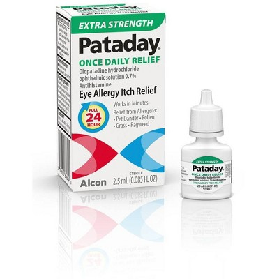 Pataday Once Daily Relief Extra Strength Drops - 0.085 fl oz