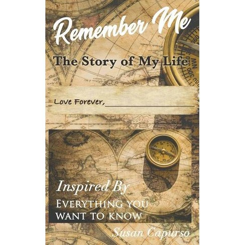 Remember Me - by  Susan Capurso (Hardcover) - image 1 of 1